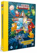 DC SUPER FRIENDS- TRABALHANDO EM EQUIPE
