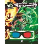 BEN 10-DESAFIOS DO MUNDO SUBTERRÂNEO 3D