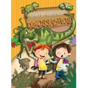 Dinossauros - Coleção Livro de Adesivos