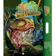 Dinossauros - Coleção Mega Livro de Atividades