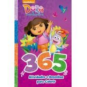 Dora 365 Atividades e Desenhos Para Colorir