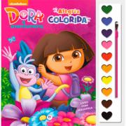 Dora, a Aventureira - Alegria colorida