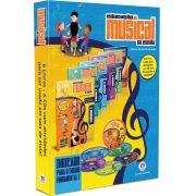 EDUCAÇÃO MUSICAL NA ESCOLA 06 VOLUMES