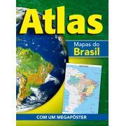 ESC-ATLAS ESCOLAR GEOGR BRASIL