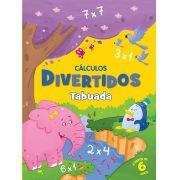 CÁLCULOS DIVERTIDOS- TABUADA
