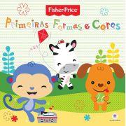 FISHER-PRICE-PRIMEIRAS FORMAS E CORES