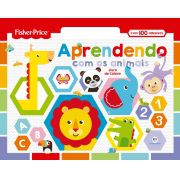 FISHER-PRICE - APRENDENDO COM OS ANIMAIS