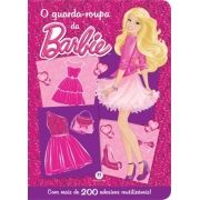 O GUARDA-ROUPA DA BARBIE
