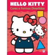 Hello Kitty: Cores e Formas Divertidas