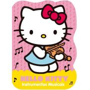 HELLO KITTY- INSTRUMENTOS MUSICAIS