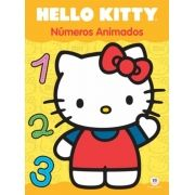 HELLO KITTY NÚMEROS ANIMADOS