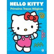 HELLO KITTY- PRIMEIROS TRAÇOS MÁGICOS