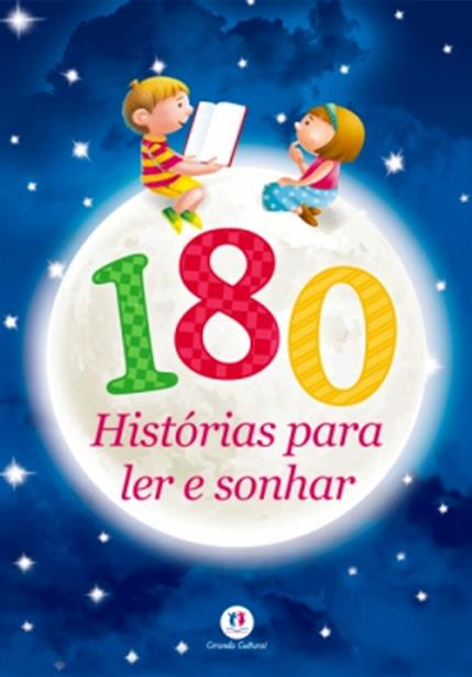 180 Historiam Para Ler E Sonhar