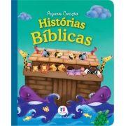 Histórias Bíblicas - Coleção Pequenos Corações