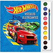 HOT WHEELS - VEÍCULOS ELETRIZANTES