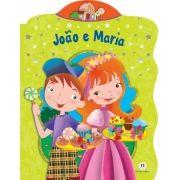 João e Maria - Coleção Contos Clássicos Recortados