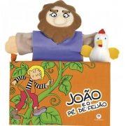 João e o Pé de Feijão - Livro Fantoche