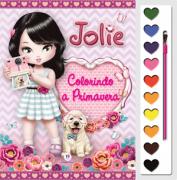 JOLIE- COLORINDO A PRIMAVERA
