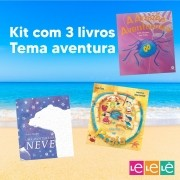 KIT 03 LIVROS- AVENTURAS