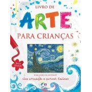 Livro de Arte Para Crianças