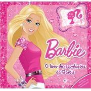 ESP-BARBIE-LIVRO DE RECORDACOES