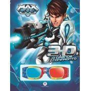 MAX STEEL-O GRANDE CONFRONTO 3D