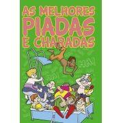 AS MELHORES PIADAS E CHARADAS