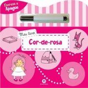 Meu Livro Cor de Rosa - Coleção Escreva e Apague