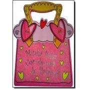 Minha bolsa cor-de-rosa de palavras