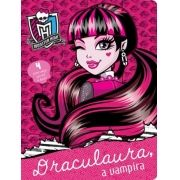 MONSTER HIGH- DRACULAURA A VAMPIRA