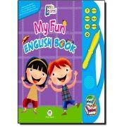MY FUN ENGLISH BOOK