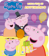 PEPPA PIG- MINHA FESTA DE ANIVERSÁRIO