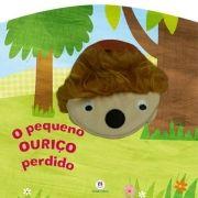 Pequeno Ouriço Perdido, O - Livro Fantoche