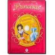 Princesas - Col. Para Ler, Ouvir e Assistir - Com a Nova Ortografia da Língua Portuguesa