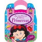 Princesas - Coleção Meu Livro Divertido de Adesivos