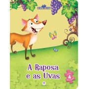 FÁBULAS RAPOSA E AS UVAS