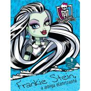 MONSTER HIGH-FRANKIE STEIN, A AMIGA ELETR