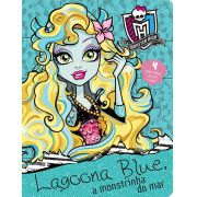 QUEBRA-CABEÇA- MONSTER HIGH- LAGOONA BLUE A MONSTRINA DO MAR