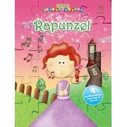 Rapunzel - Coleção Livro Quebra Cabeça