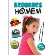 101 RECORDES- RECORDES DO HOMEM