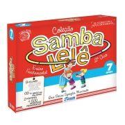 SAMBA LELE - COLEÇÃO PEDAGÓGICA 7 ANOS-9 VOL + 1 CD