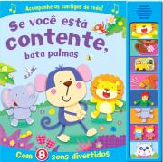 SE VOCÊ ESTÁ CONTENTE BATA PALMAS