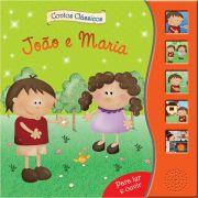 SON-CONTOS P/ LER E OUVIR-JOAO E MARIA
