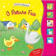 SON-CONTOS P/ LER E OUVIR-PATINHO FEIO