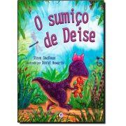 Sumiço de Deise, O - Conforme a Nova Ortografia da Língua Portuguesa