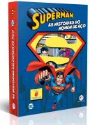 SUPER HOMEM - AS HISTÓRIAS DO HOMEM DE AÇO