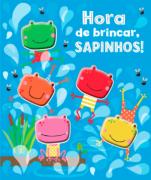CINCO AMIGUINHOS- HORA DE BRINCAR, SAPINHOS!