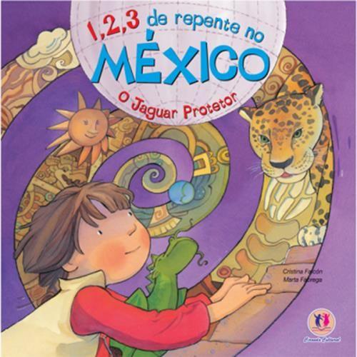 1, 2, 3 de Repente no México: O Jaguar Protetor