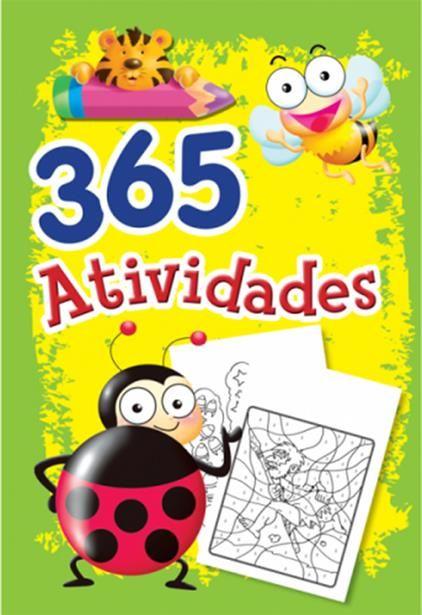 365 Atividades - Verde e Amarelo