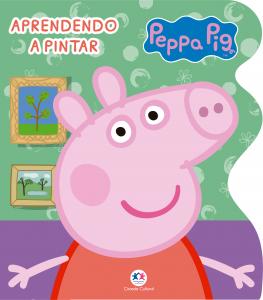 PEPPA PIG- APRENDENDO A PINTAR